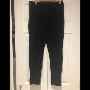 ZARA/Women/Black/Legging/XL
